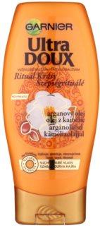 Garnier Ultra Doux bálsamo nutritivo para cabelos secos e fortes