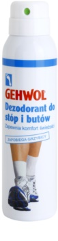Gehwol Classic déodorant en spray pieds et chaussures