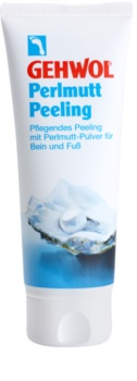 Gehwol Classic ухаживающий пилинг для ног с жемчужной пылью