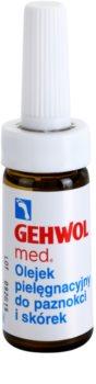 Gehwol Med ulei de protecție pentru piele și infecții fungice ale unghiilor