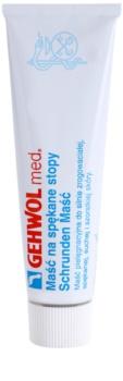 Gehwol Med pomada para pele calejada dos pés
