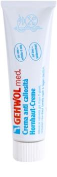 Gehwol Med intenzivní zvláčňující krém na zrohovatělou pokožku