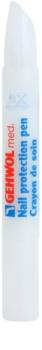 Gehwol Med caneta de tratamento para unhas quebradiças e secas