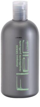 Gestil Fleir by Wonder šampon za pogosto umivanje za mastne lase
