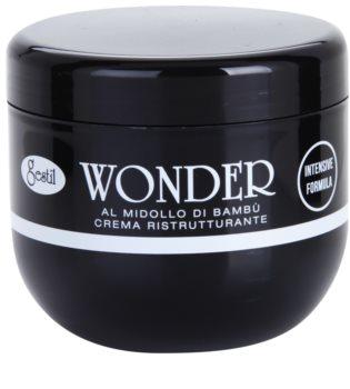 Gestil Wonder crème revitalisante pour cheveux abîmés et traités chimiquement