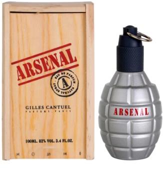 Gilles Cantuel Arsenal Grey parfumovaná voda pre mužov