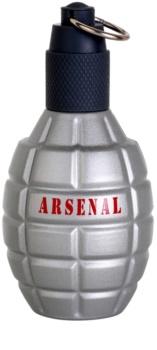 Gilles Cantuel Arsenal Grey парфюмированная вода для мужчин
