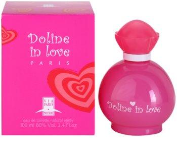 Gilles Cantuel Doline In Love Eau de Toilette para mulheres 100 ml