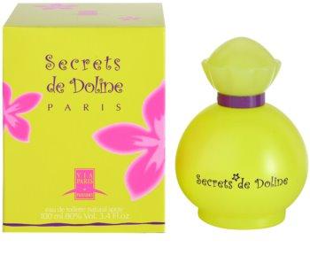 Gilles Cantuel Secrets de Doline Eau de Toilette para mulheres 100 ml