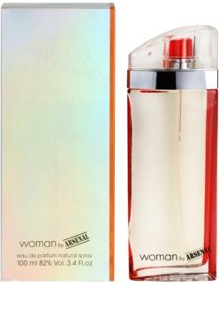 Gilles Cantuel Woman By Arsenal eau de parfum para mujer 100 ml