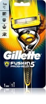 Gillette Fusion5 Proshield holiaci strojček pre mužov