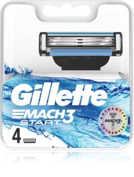 Gillette Mach3 Start náhradní břity