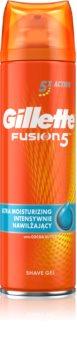 Gillette Fusion5 gel pentru bărbierit pentru barbati