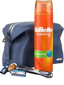 Gillette Fusion5 Proglide conjunto de barbear (para homens)