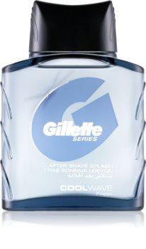 Gillette Series Cool Wave borotválkozás utáni arcvíz