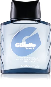 Gillette Series Cool Wave lozione after-shave