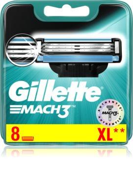 Gillette Mach3 Replacement Blades