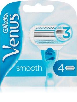 Gillette Venus Smooth сменные лезвия