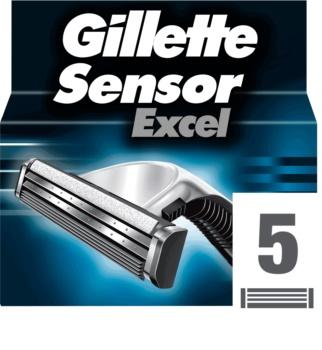 Gillette Sensor Excel Rasierklingen für Herren