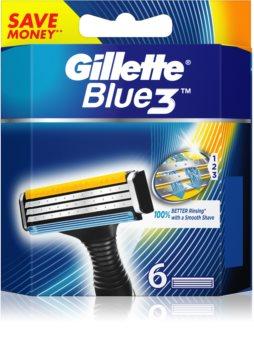 Gillette Blue3 сменные лезвия