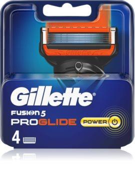 Gillette Fusion5 Proglide Power lame di ricambio