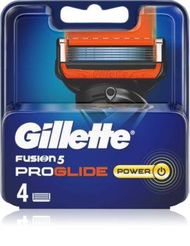 Gillette Fusion5 Proglide Power náhradné žiletky