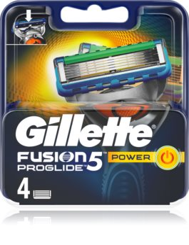 Gillette Fusion5 Proglide Power Rasierklingen