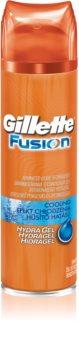 Gillette Fusion Proglide gel refrescante para el afeitado
