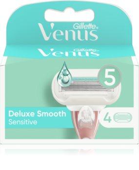 Gillette Venus Extra Smooth Sensitive lames de rechange 4 pièces