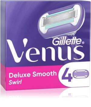 Gillette Venus Swirl Extra Smooth náhradné žiletky
