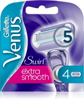 Gillette Venus Swirl Extra Smooth Replacement Blades