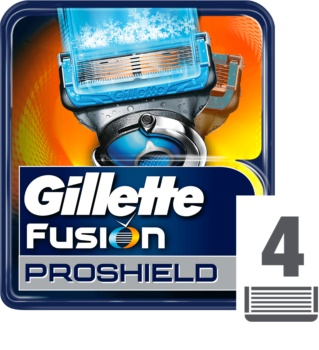 Gillette Fusion Proshield rezerva Lama