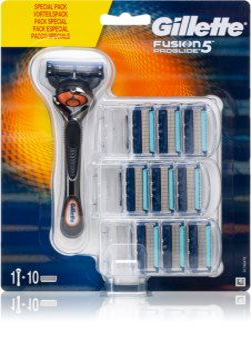 Gillette Fusion5 Proglide maquinilla de afeitar + láminas de recambio
