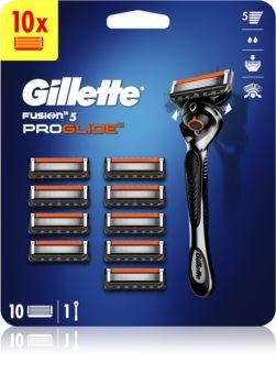 Gillette Fusion5 Proglide Razor + Replacement Heads