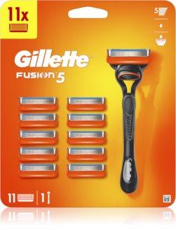 Gillette Fusion5 Razor + Replacement Heads