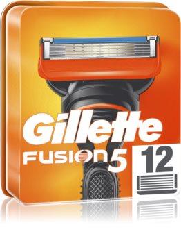 Gillette Fusion5 náhradné žiletky