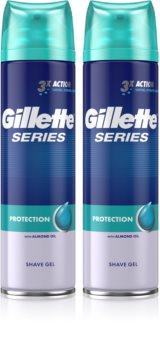 Gillette Series Protection gel de afeitar 3 en 1
