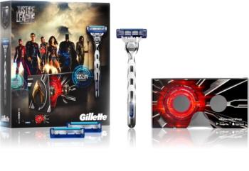 Gillette Mach3 Turbo lote cosmético III. para hombre