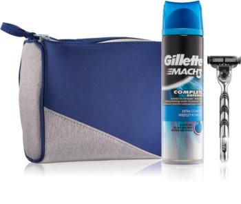 Gillette Mach3 Complete Defense confezione regalo II. per uomo