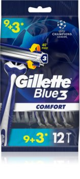 Gillette Blue 3 самобръсначки за еднократна употреба
