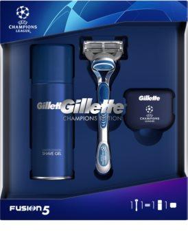 Gillette Fusion5 Champions League ajándékszett (uraknak)