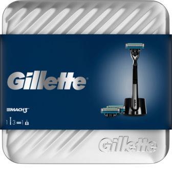 Gillette Mach3 confezione regalo (per uomo)