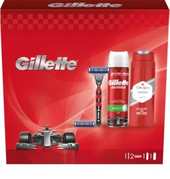 Gillette Mach3 Turbo dárková sada (pro muže)