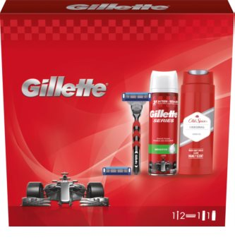 Gillette Mach3 Turbo poklon set (za muškarce)
