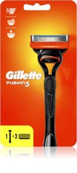 Gillette Fusion5 Partakone + Varaterät 2 kpl