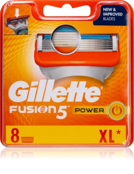 Gillette Fusion5 Power lames de rechange