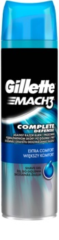 Gillette Mach3 Complete Defense gel de afeitar