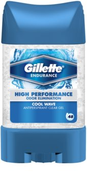 Gillette Endurance Cool Wave antitranspirante gelatinoso