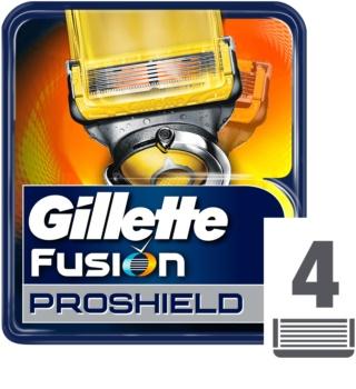 Gillette Fusion Proshield lame di ricambio