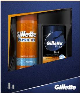 Gillette Fusion coffret I.